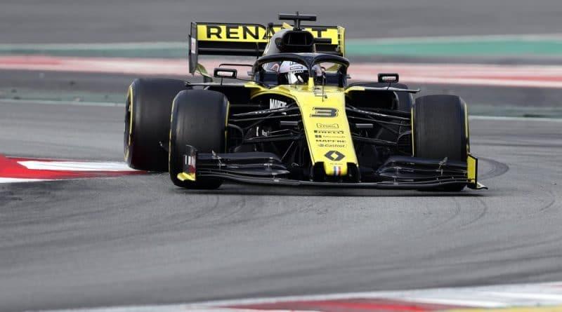 """Ricciardo, ansioso por """"crecer"""" en Renault tras la salida de Red Bull"""