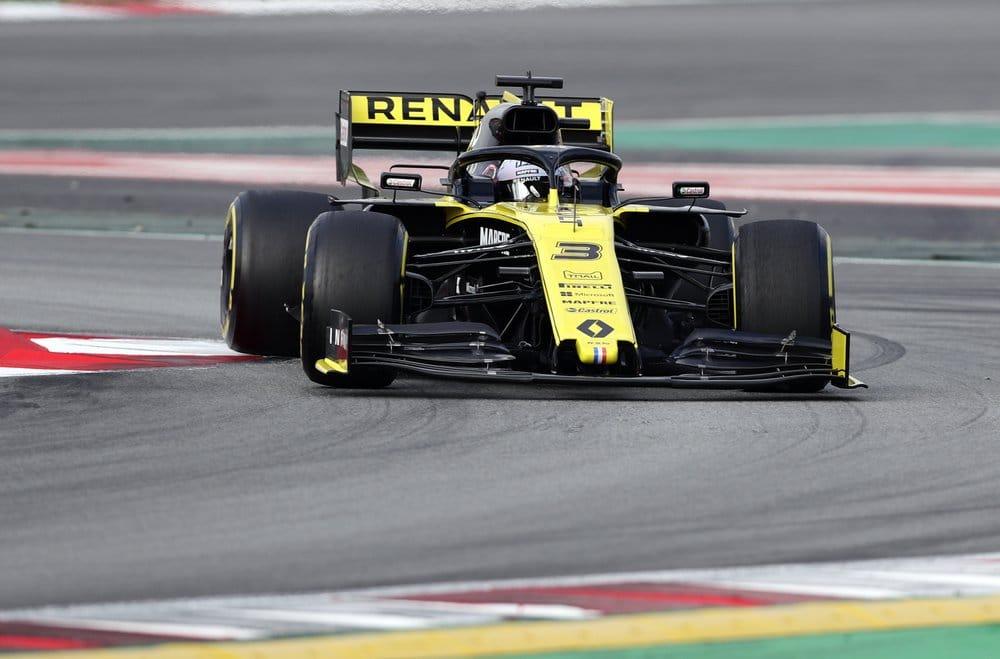 Ricciardo, ansioso por